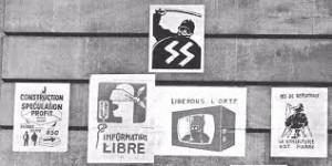 affiches diverses