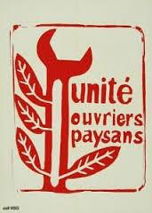 unité ouvriers paysans